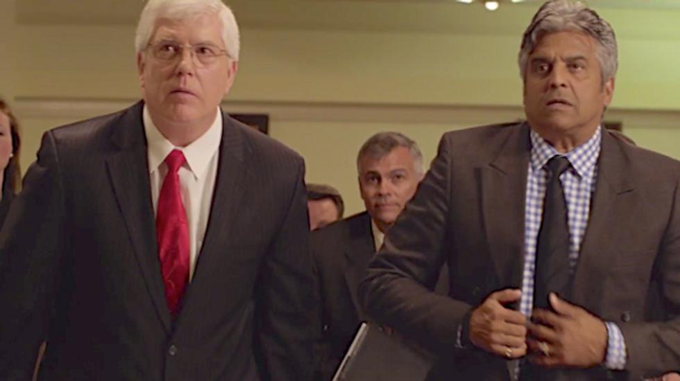 Erik Estrada stars in conservative legal drama promoting religion in public schools