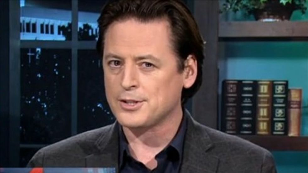 John Fugelsang's advice: Tell conservative relatives Thanksgiving 'invented socialism for undocumented immigrants'