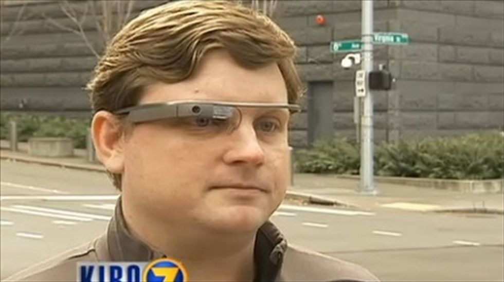 Seattle restaurant owner and 'tech nerd' at odds over use of 'Google Glass'