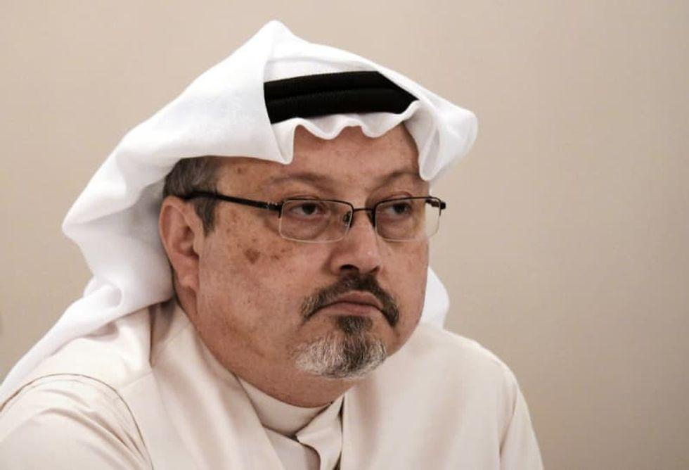 Sons of murdered Saudi journalist Jamal Khashoggi say they 'forgive' his killers