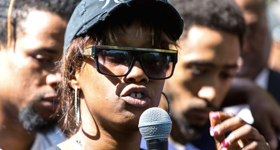 Racist Fox fans seethe at news that Philando Castille's girlfriend got $800K police shooting settlement