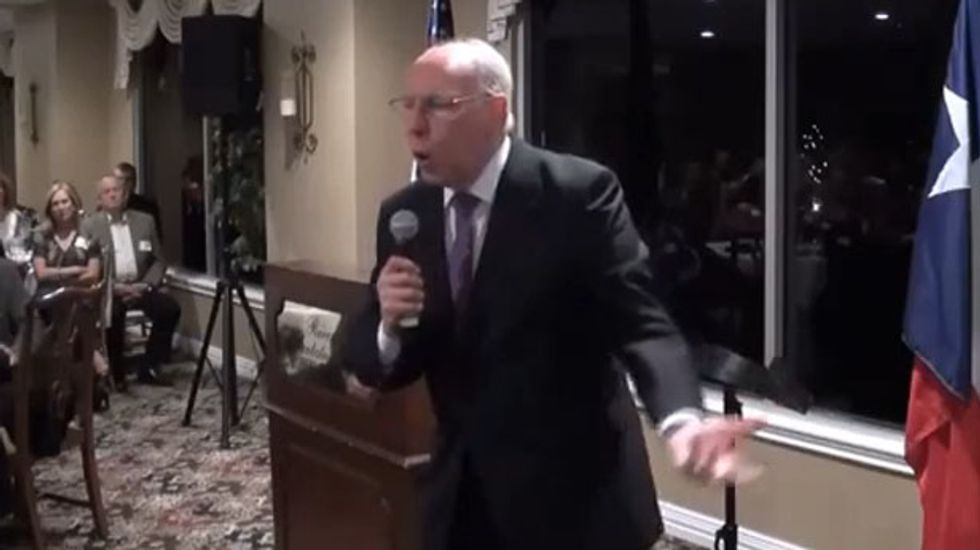 Rafael Cruz: God told me to wake up the pastors so they will warn the people