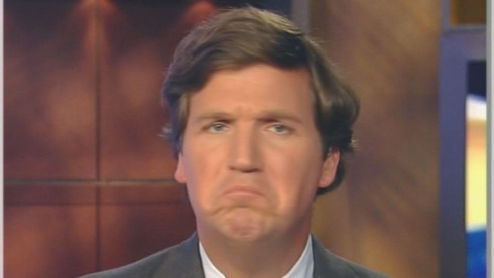 Tucker Carlson defends Logan on Benghazi: 'Sometimes the best stories have flaky sources'