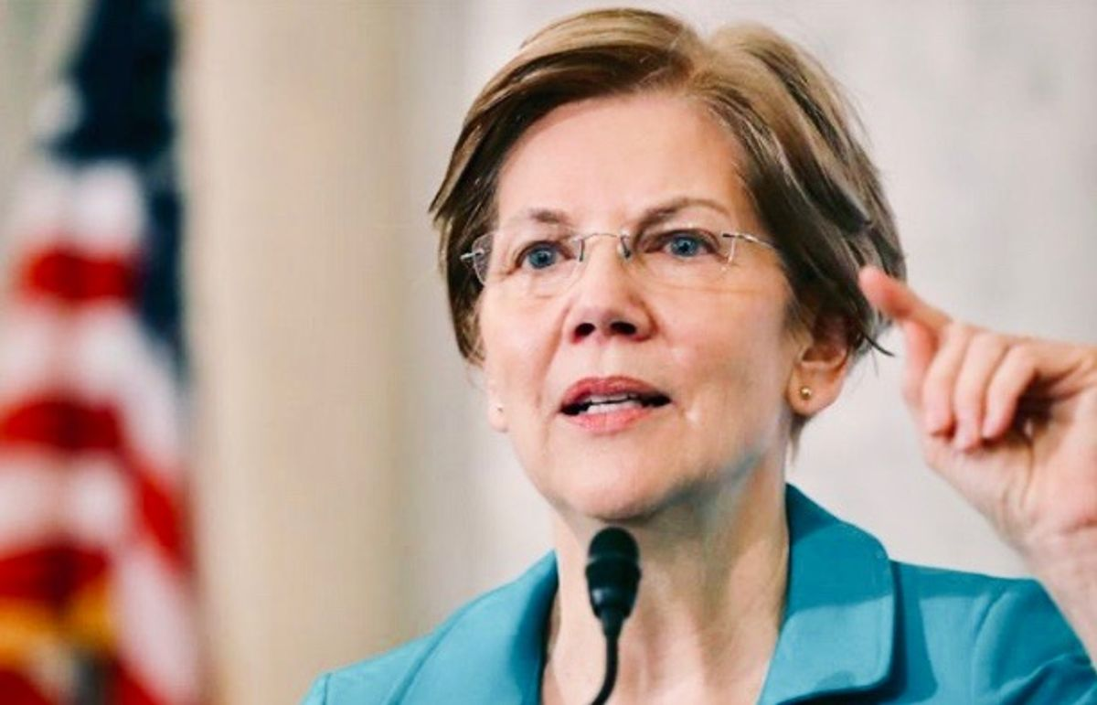 Elizabeth Warren vows to introduce wealth tax as 'first order of business' as new member of powerful finance committee