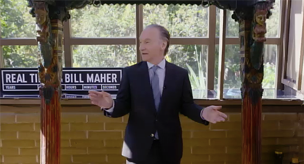 Bill Maher: Trump fans are primed to be angry about Obamagate — they just don't know what it is