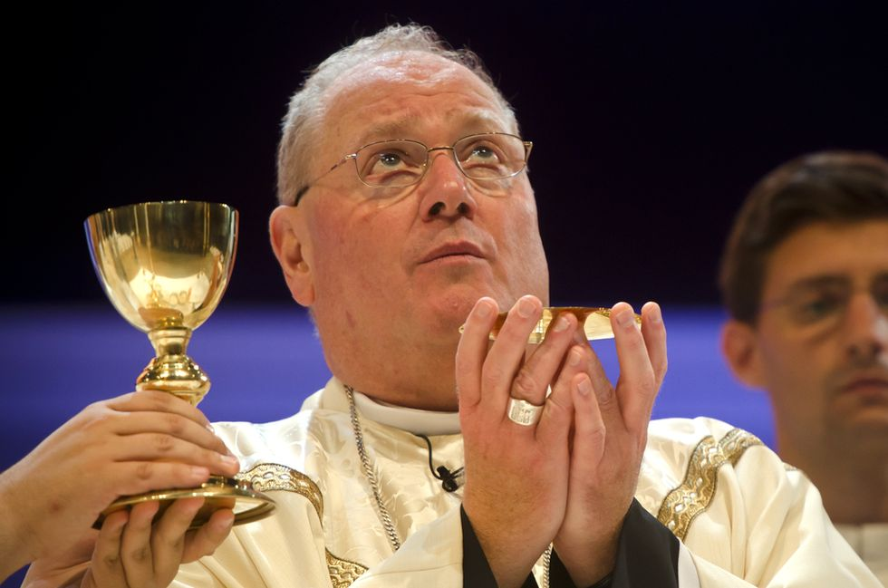 Anti-LGBT cardinal: Catholic church isn't anti-gay and was 'out-marketed' on same sex marriage