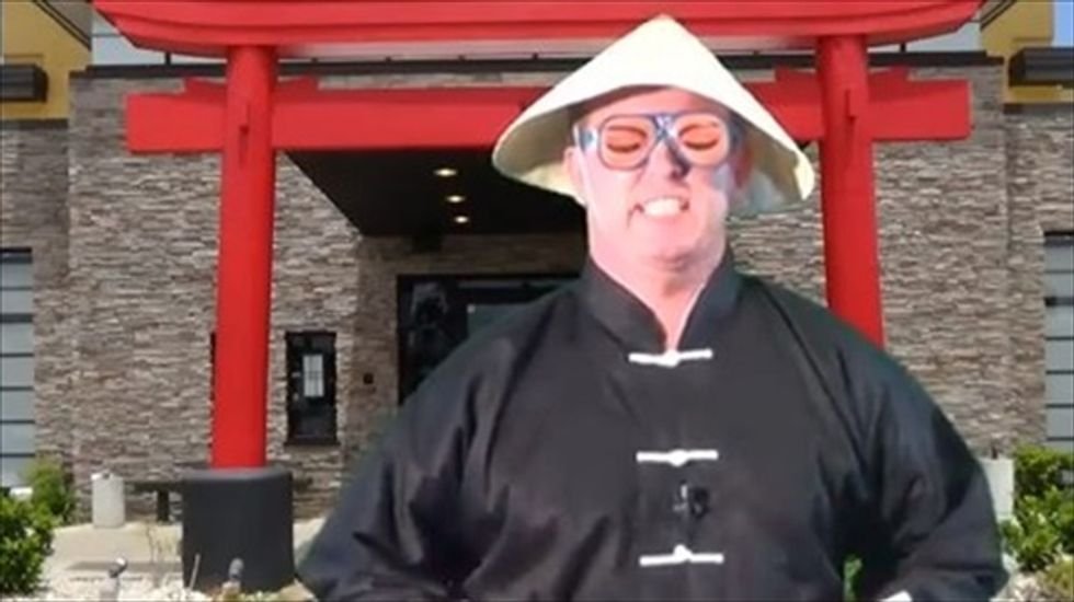 Florida man called out for racist TV ads tells Raw Story he's fine with criticism