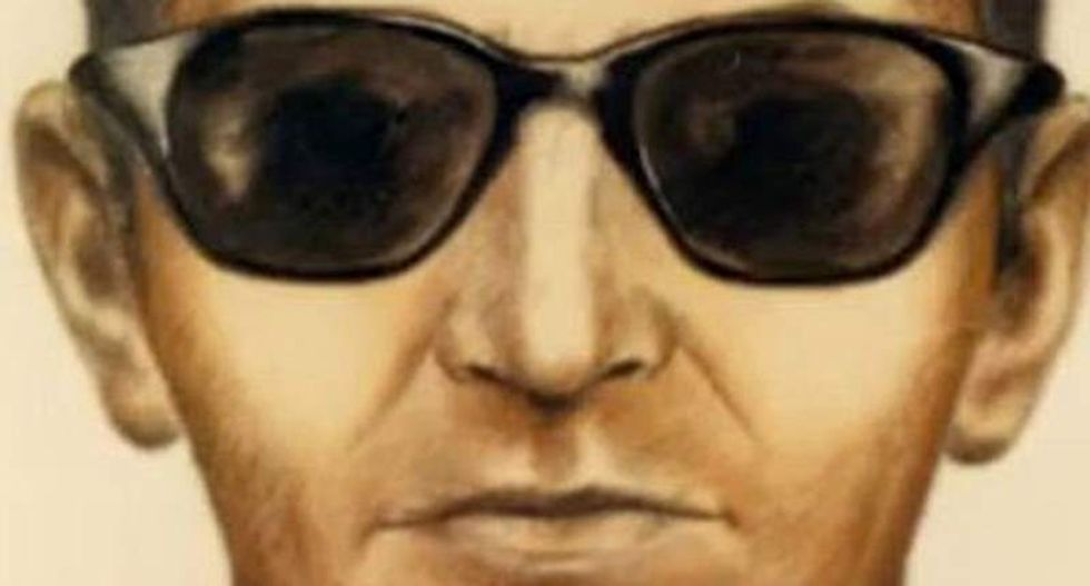 D.B. Cooper hijacked an airplane 47 years ago today -- here's how he became an American folk hero