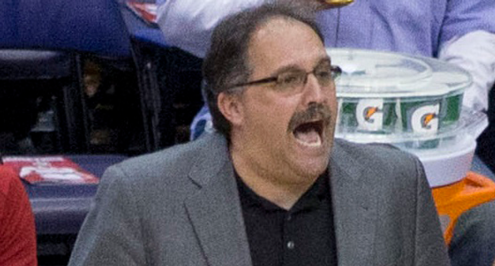 NBA coach unleashes a devastating 6-minute tirade on 'brazenly racist and misogynistic' Trump