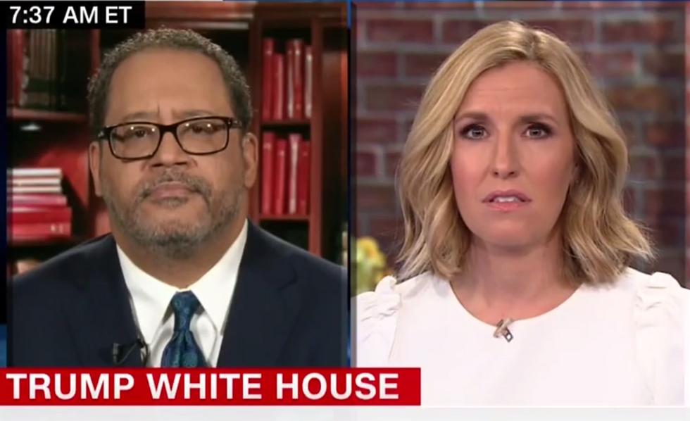 CNN guest shreds 'lethally ignorant' Trump: 'Incapable of a kindergartner's comprehension' of race history