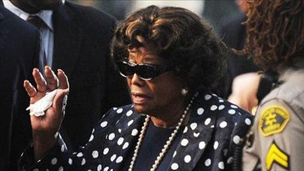 Michael Jackson's mother seeks retrial for final tour promoters
