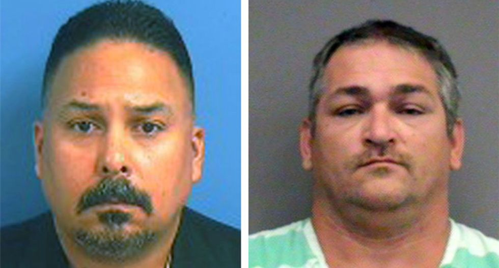 Florida corrections officers in the KKK convicted of conspiracy to murder a black former inmate