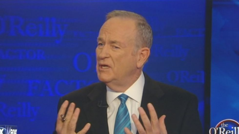 Bill O'Reilly: Jesus is not 'down with' food stamps because most poor people are drug addicts