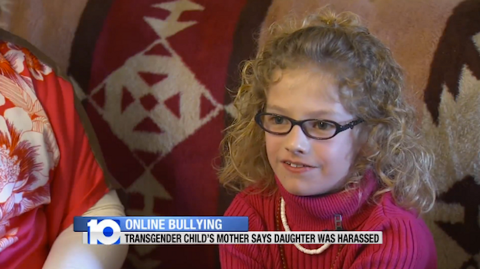 Ohio mom accuses other parents of bullying her transgender daughter