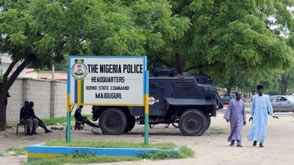 Nigerian police free 16 pregnant girls held captive in 'baby factory'