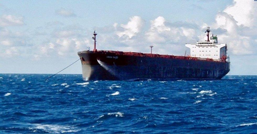 Iran warns US not to interfere with Venezuelan oil flotilla