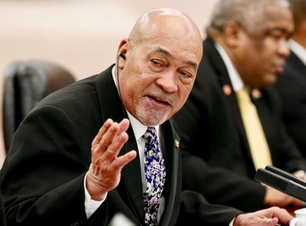 Suriname votes with convicted-killer president's future at stake