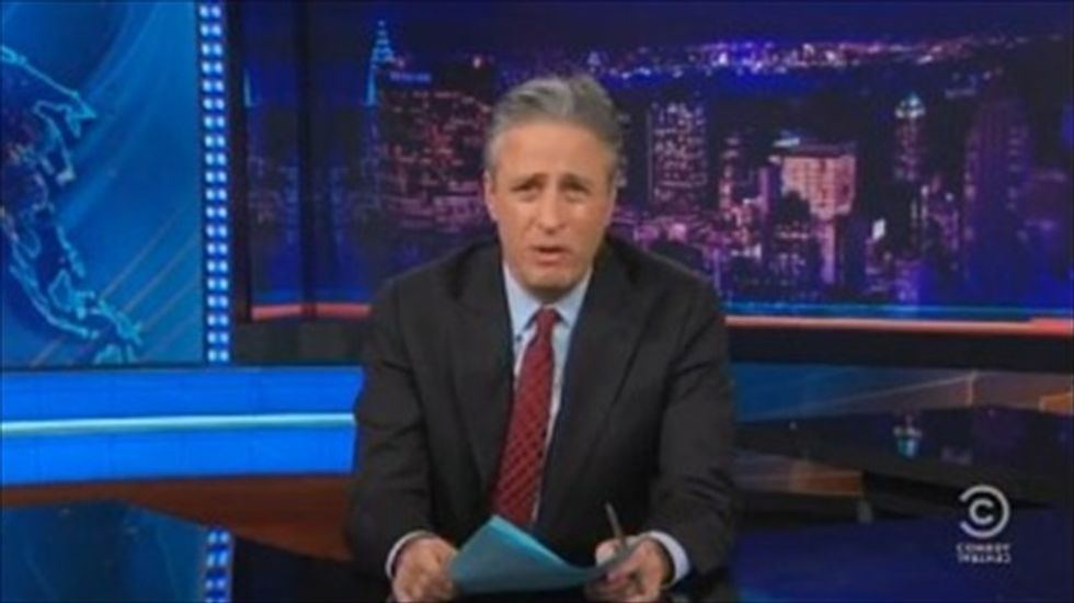 Jon Stewart on corporate justice: 'Don't do the crime if you can't pay the nominal fine'