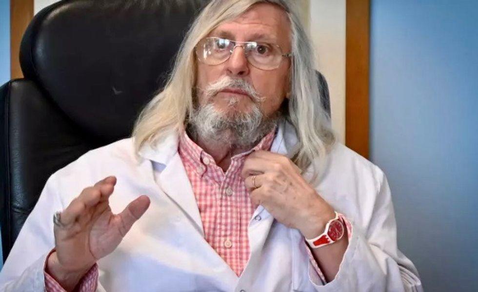 French doctor defiant on hydroxychloroquine despite study