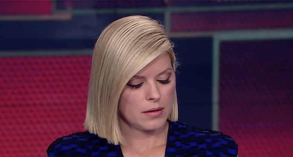 WATCH: CNN's Kate Bolduan fights tears after 'emotional words' from Heather Heyer's father