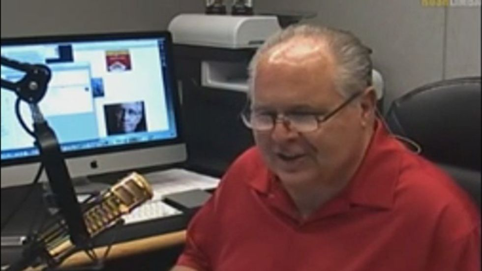 Rush Limbaugh: 'Liberalism' mental illness causes 'practically every' school shooting