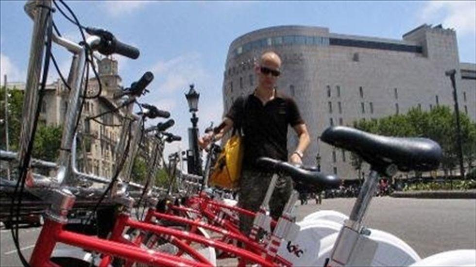 Barcelona leading the peloton as bike share programs increase worldwide
