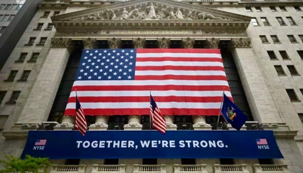 NYSE floor reopens as world tries to kickstart post-virus economy