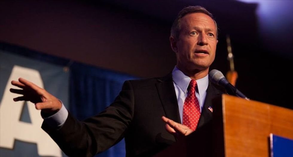 Martin O'Malley exits presidential race after poor Iowa showing