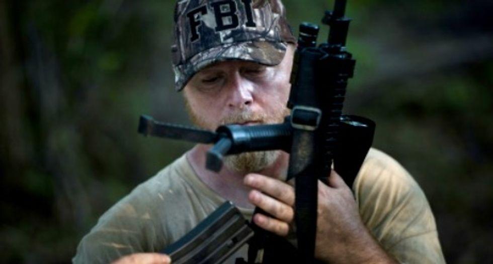 In America's South the militias are preparing for war