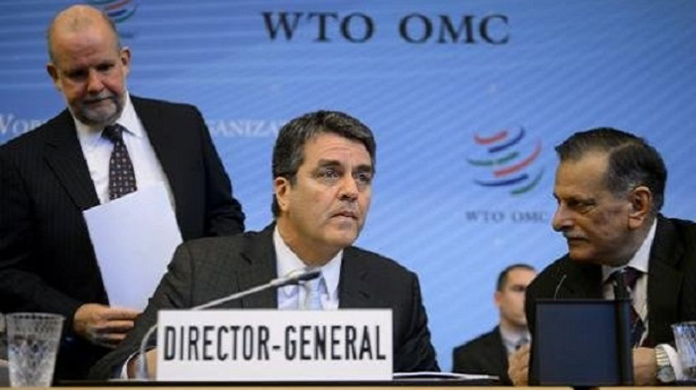 WTO agrees to trillion-dollar trade deal