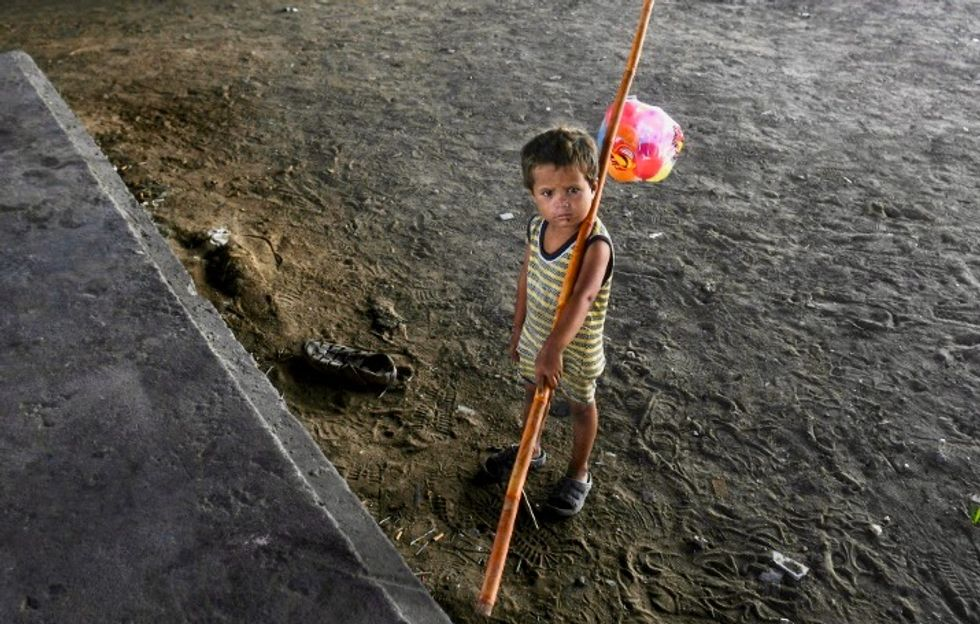 Pandemic puts up to 86 million children at risk of poverty: study