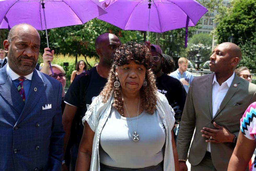 Gwen Carr, mother of Eric Garner, 'horrified' over death of George Floyd in Minneapolis