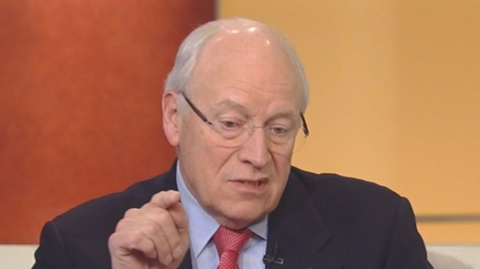 Dick Cheney: Iran nuclear freeze deal is bad because Obama lied about health care