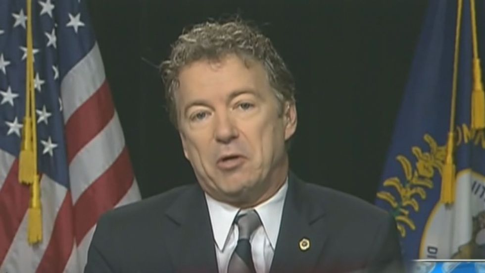Rand Paul: Unemployment benefits program is a 'disservice' to black workers