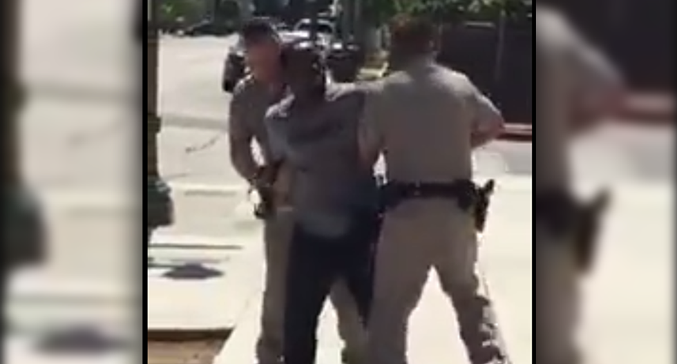 Walter Buchanan was having the worst day at the DMV — before viral video caught his violent arrest
