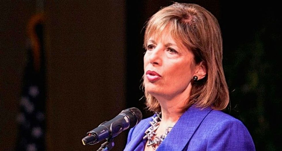 'A very grave situation': Rep. Jackie Speier hints at 'violation of law' as she leaves whistleblower hearing