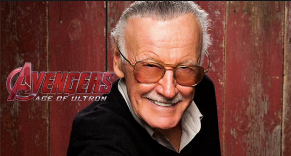 Recently dead comic legend Stan Lee's manager charged with elder abuse