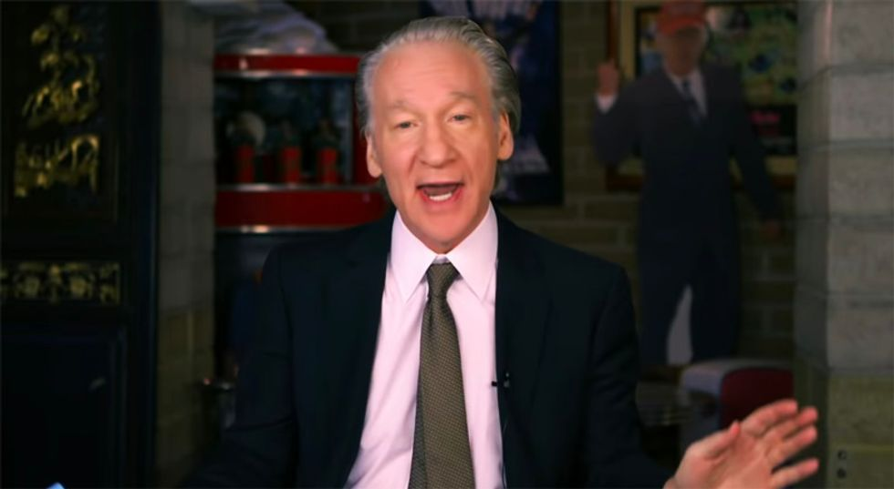 HBO's Bill Maher levels ex-cop Derek Chauvin as a symbol of the type of failures who are drawn to policing