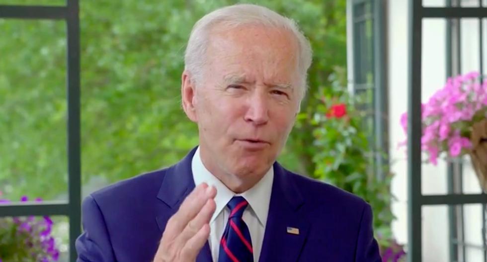 CNN VP rips 'really gross' attack on Joe Biden's Catholic faith by right-wing website