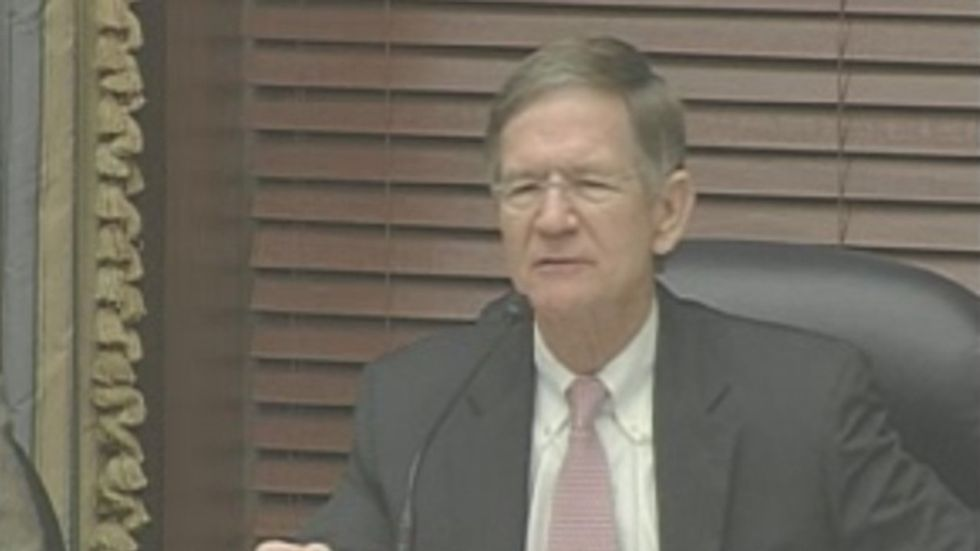 GOP holds 'factual' climate hearing and decides half of scientists are global warming deniers