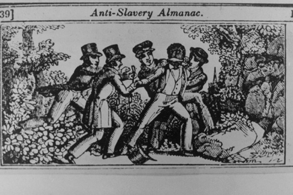 Historian: Georgia's current 'citizen's arrest' law has its roots in a 1861 rule written by a confederate slaveholder