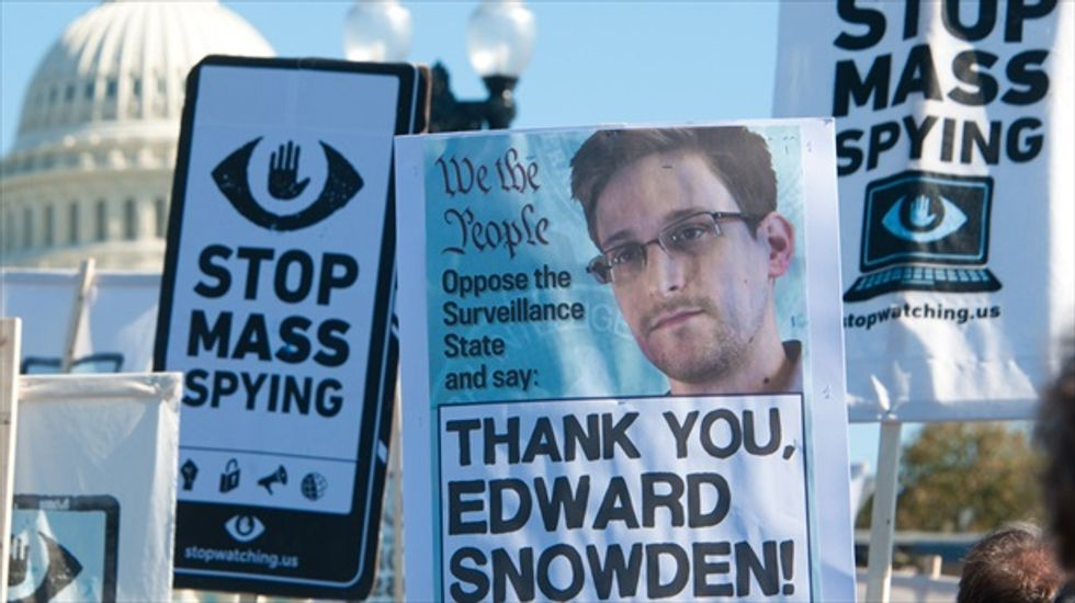 Anti-surveillance petition gathers enough signatures for White House response