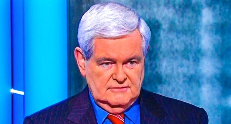 'Tweeting while intoxicated?': Newt Gingrich mocked for crazy tweet on 'Muller' and 'Trumpo'