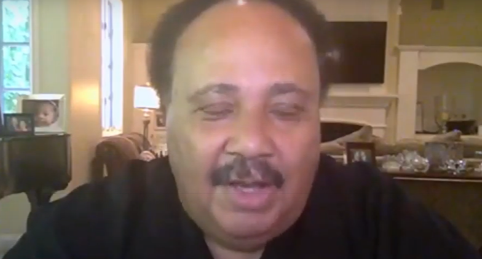MLK III lays into Trump for threatening peaceful protesters: 'We are better than what we are seeing'