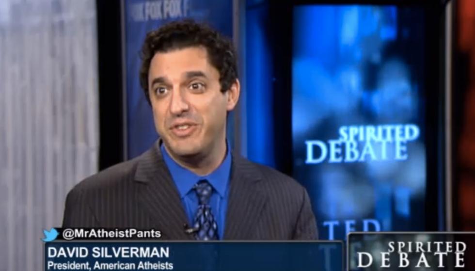 Atheist struggles to explain the pagan origins of Christmas to Fox News