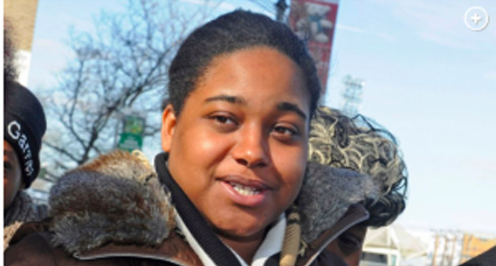Daughter of Eric Garner trashes ABC for luring her to town hall for ratings -- then ignoring her