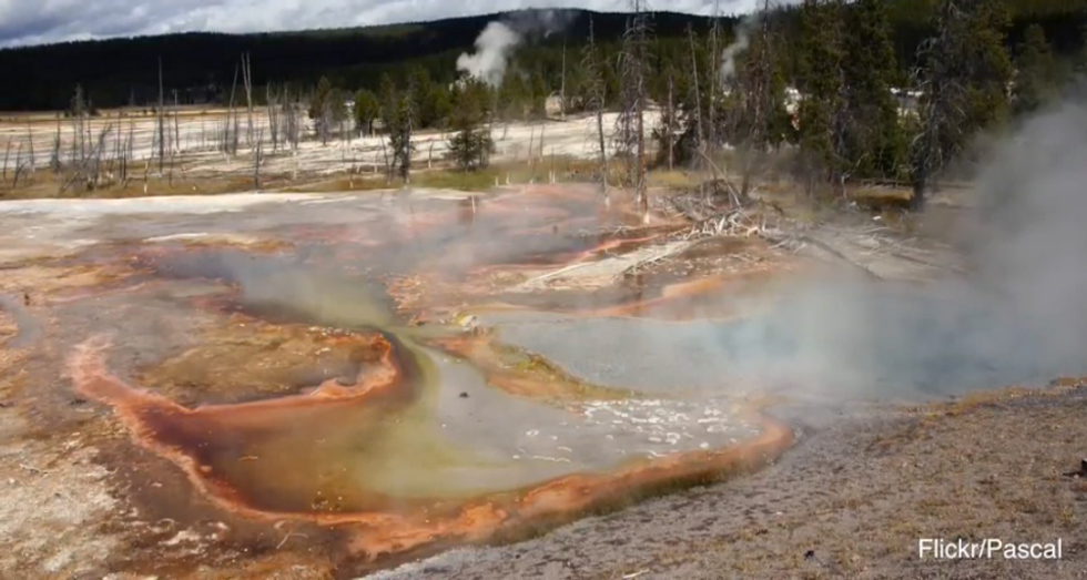 Supervolcano under Yellowstone larger than previously thought, could doom mankind