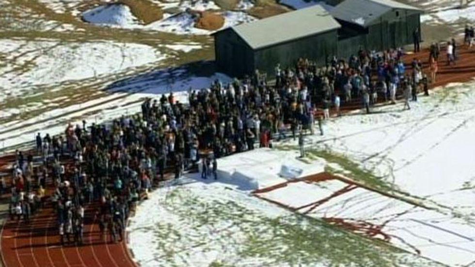 UPDATED: Colorado school shooter injured three before killing himself
