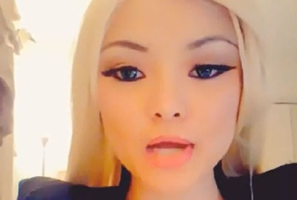 Tila Tequila blasts media over her Nazi 'satire,' blames 'New World Order Zionists' for attacks