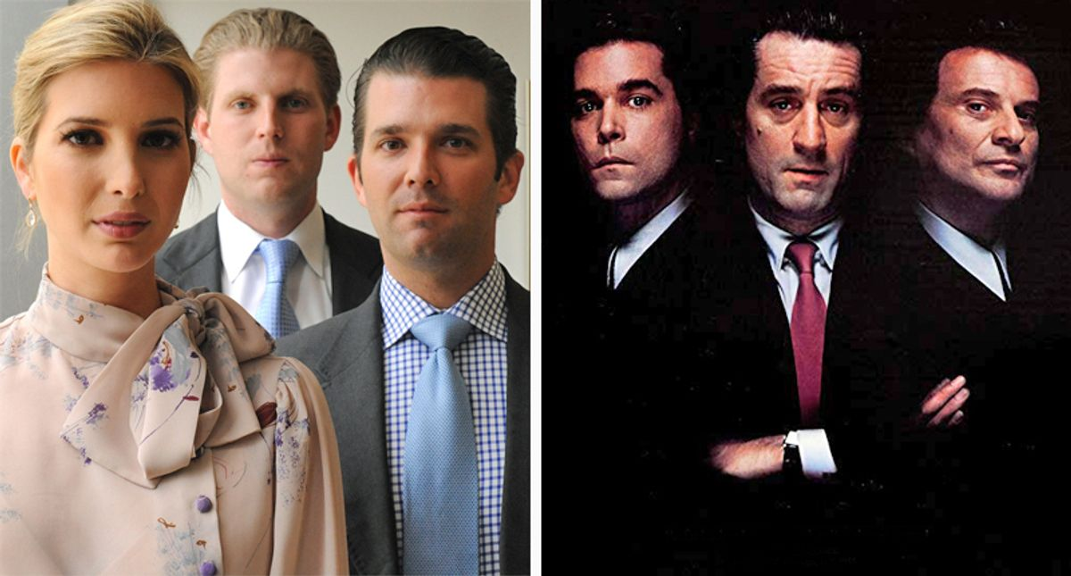 WATCH: Trump supporters roasted in hilarious Goodfellas tribute